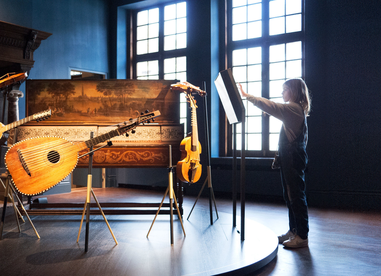 Snijders - Rockox - muziekkamer