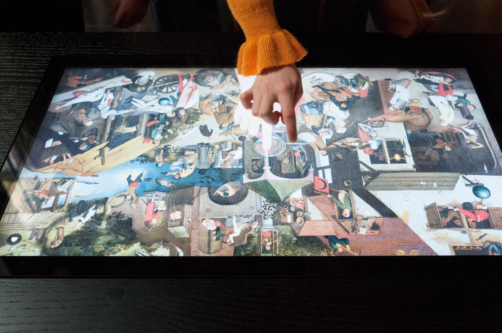 Snijders&Rockox - spreekwoorden Bruegel