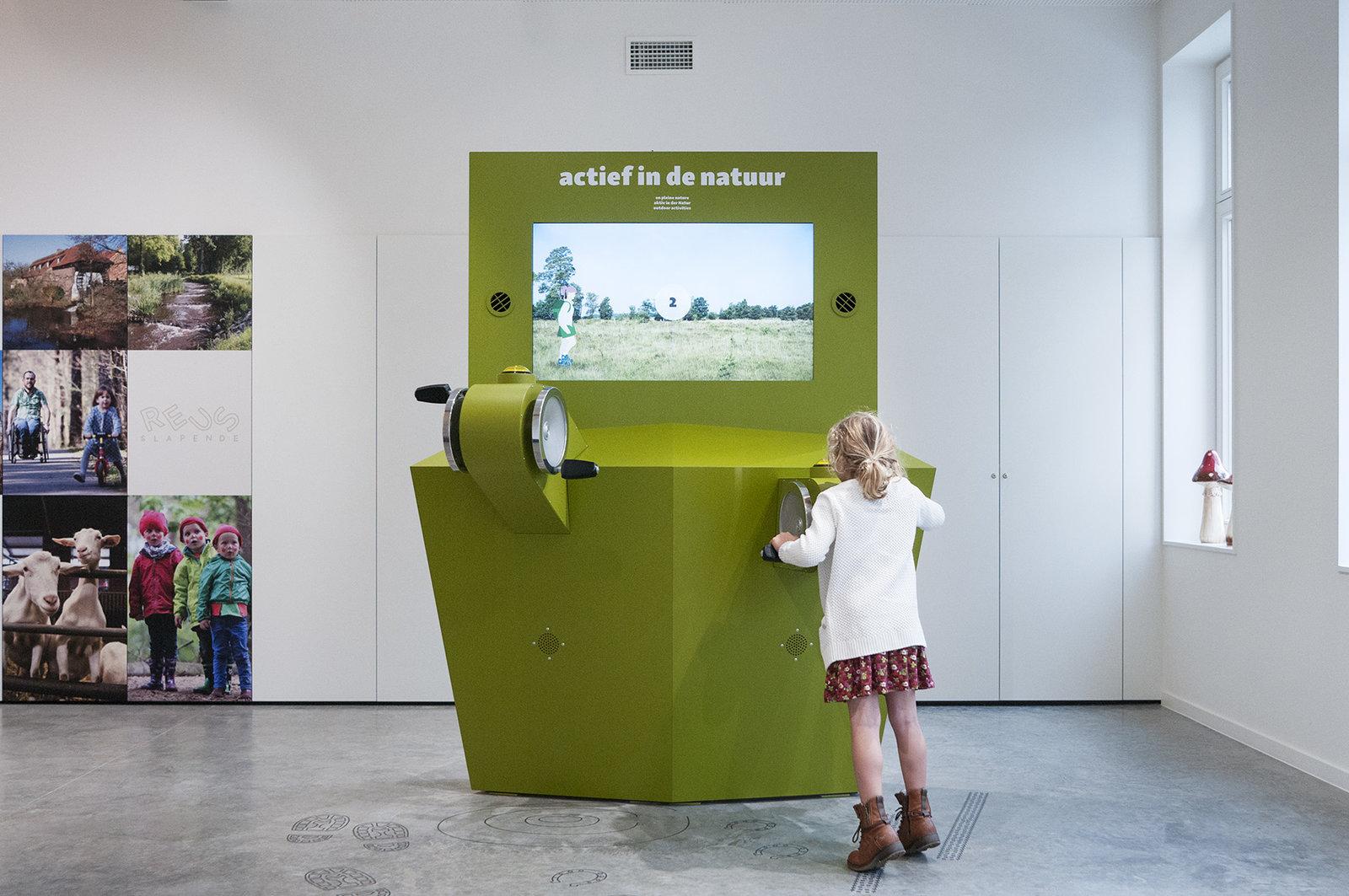 Bezoekerscentrum Kasterlee - Actief in de natuur