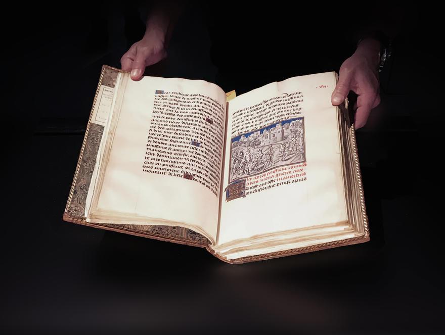 KBR Librije manuscript