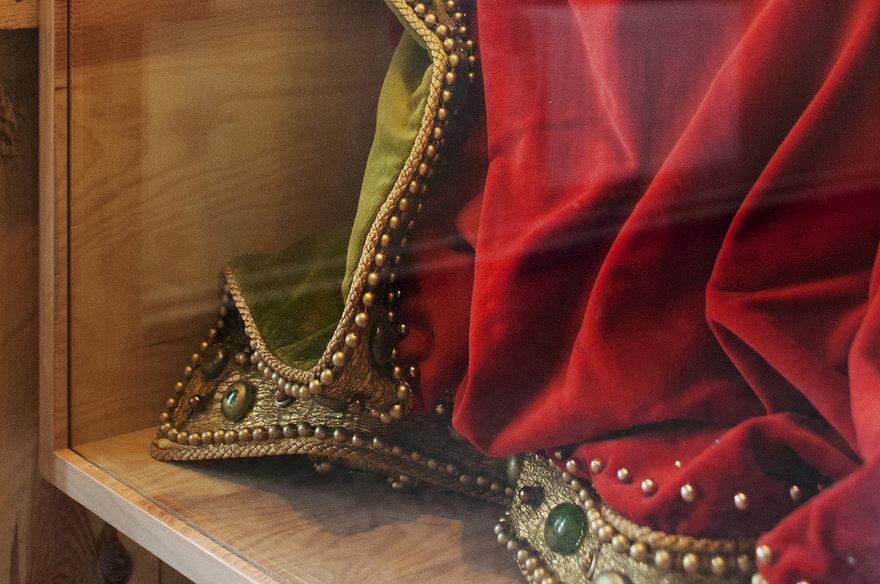 Historium - replica mantel