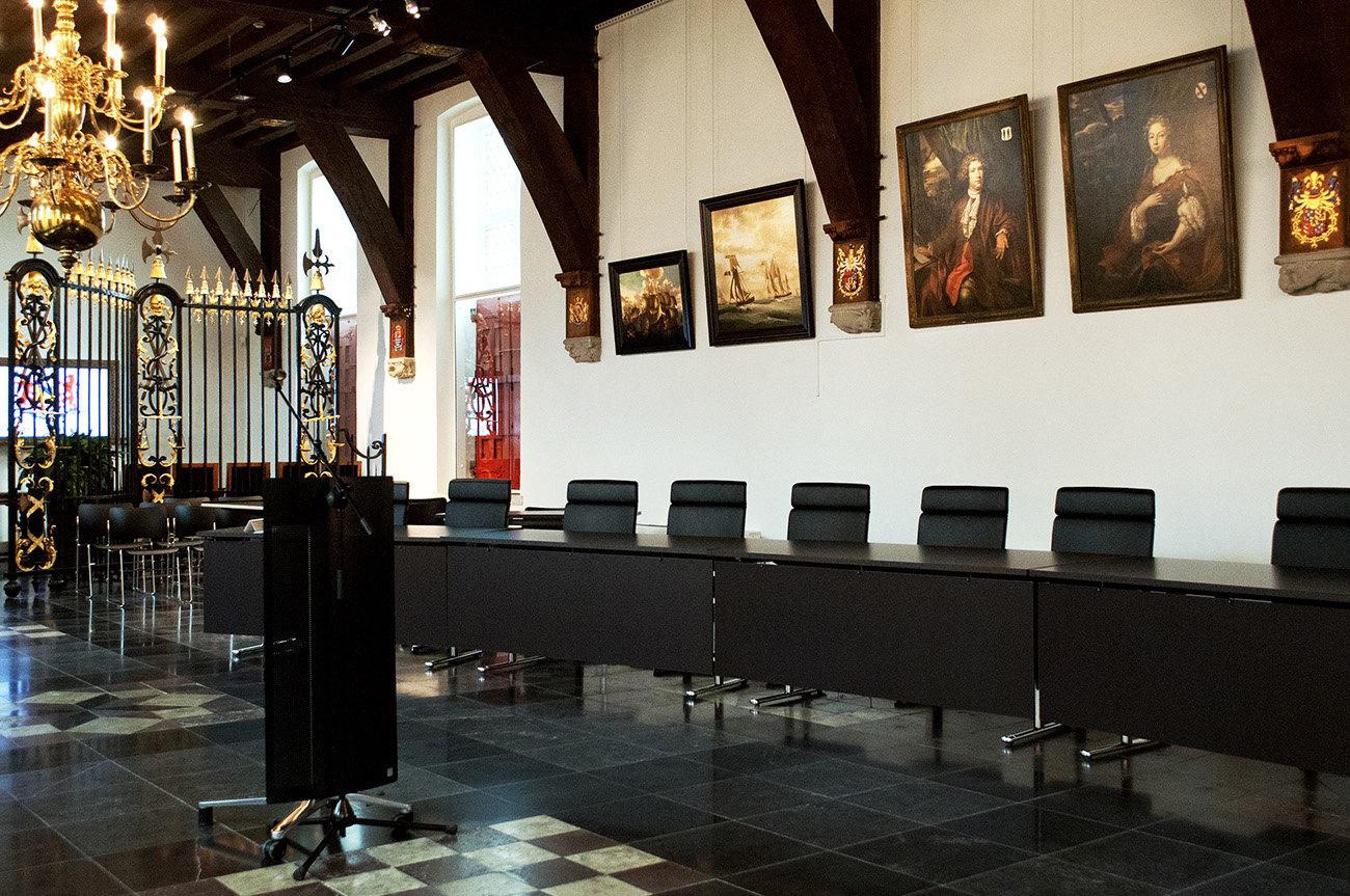 Belfort Sluis - raadzaal