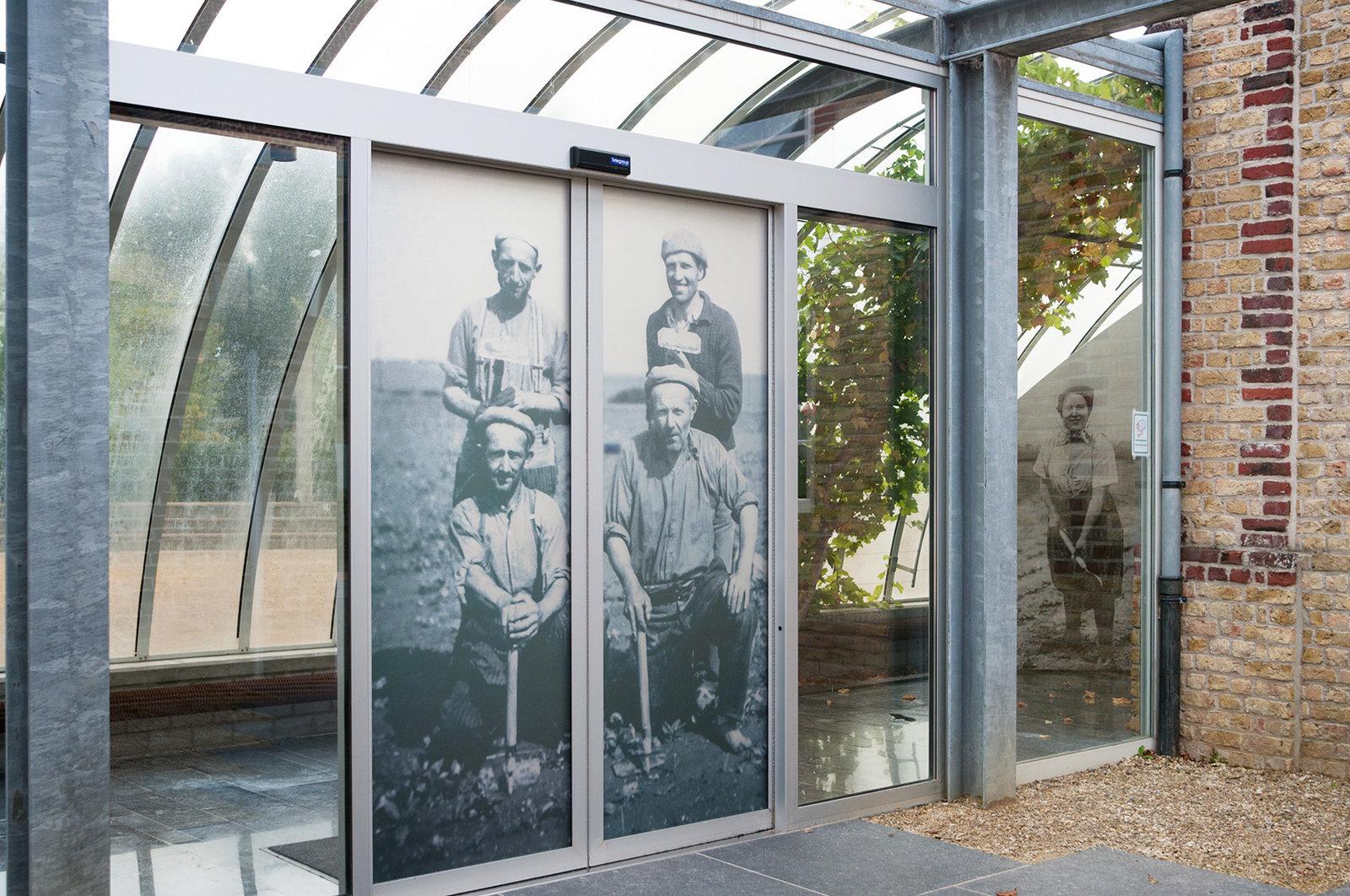 Fransmansmuseum - ingang