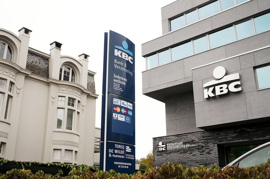 KBC - branding