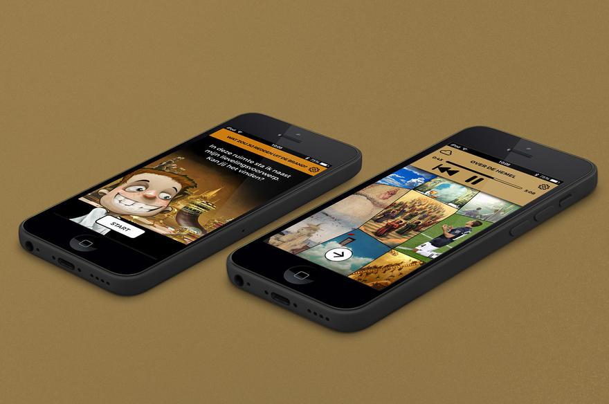 Teseum - app jongeren