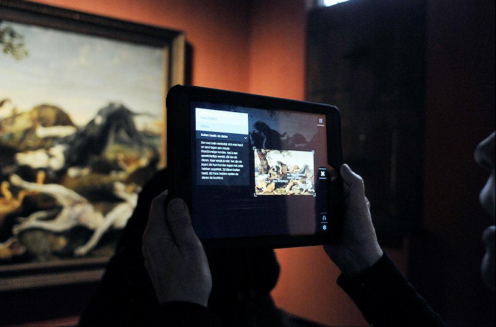 Snijder Rockox - tablet