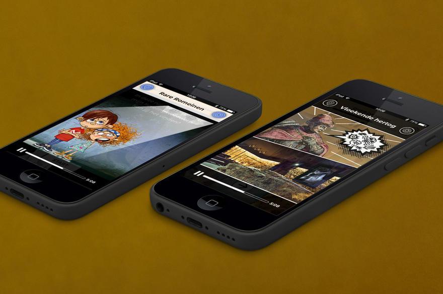 Teseum - app voor jongeren