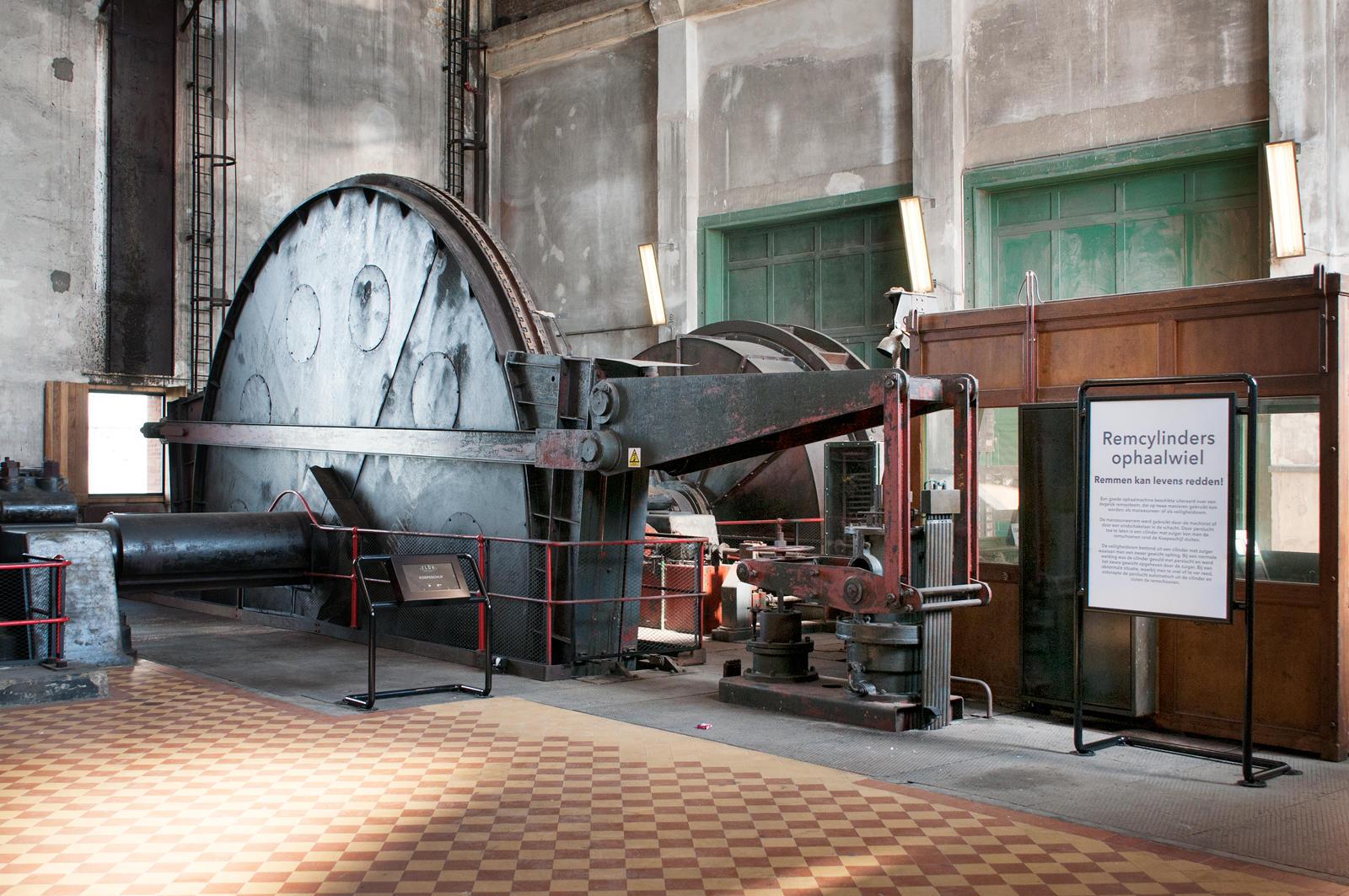 ZLDR Luchtfabriek - machine