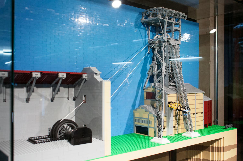 ZLDR Luchtfabriek - legomodel